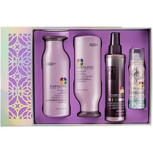 Ppureology hydrate shampoo set gift